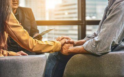 Stappenplan 'Hoe zoek je hulp bij relatieproblemen?'