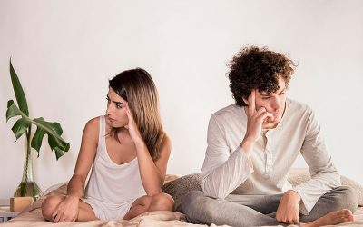 Doorbreken van negatief patroon in de relatie